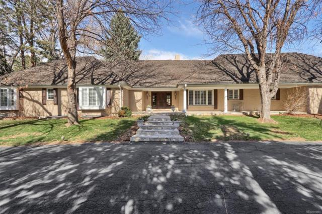 36 Sedgwick Drive, Cherry Hills Village, CO 80113 (#9661501) :: The City and Mountains Group