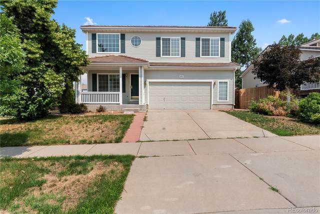 4812 Kirk Street, Denver, CO 80249 (MLS #9661716) :: Clare Day with Keller Williams Advantage Realty LLC