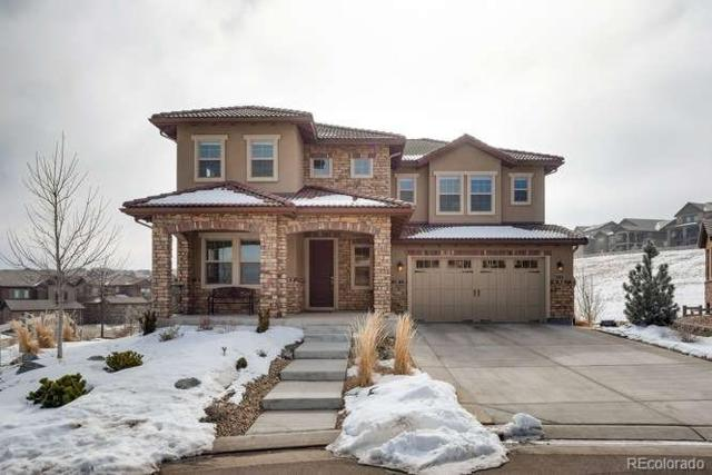 1240 Starglow Place, Highlands Ranch, CO 80126 (#9662012) :: The HomeSmiths Team - Keller Williams