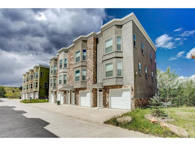 884 Vernon Drive, Central City, CO 80427 (MLS #9662068) :: 8z Real Estate