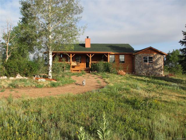 19510 Mariah Trail, Colorado Springs, CO 80908 (MLS #9662604) :: 8z Real Estate