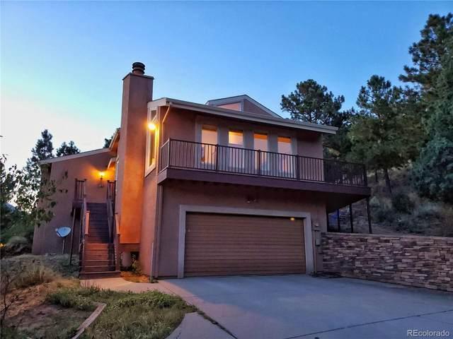 6837 Oak Valley Drive, Colorado Springs, CO 80919 (#9663183) :: milehimodern