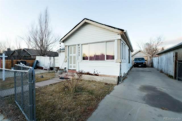 3165 W Virginia Avenue, Denver, CO 80219 (#9663331) :: iHomes Colorado