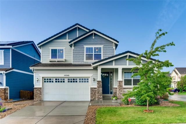 14340 Greenfield Loop, Parker, CO 80134 (#9664085) :: The Galo Garrido Group