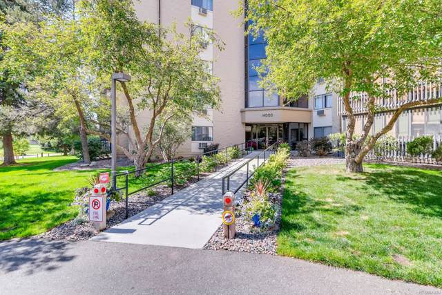 14000 Linvale Place #510, Aurora, CO 80014 (MLS #9664366) :: Keller Williams Realty