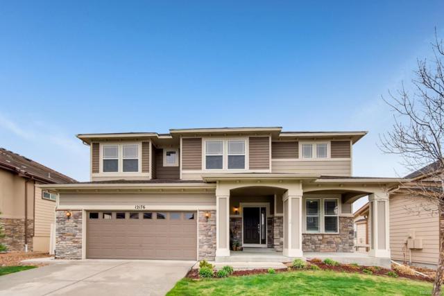 12176 Coral Burst Lane, Parker, CO 80134 (#9664407) :: Colorado Team Real Estate
