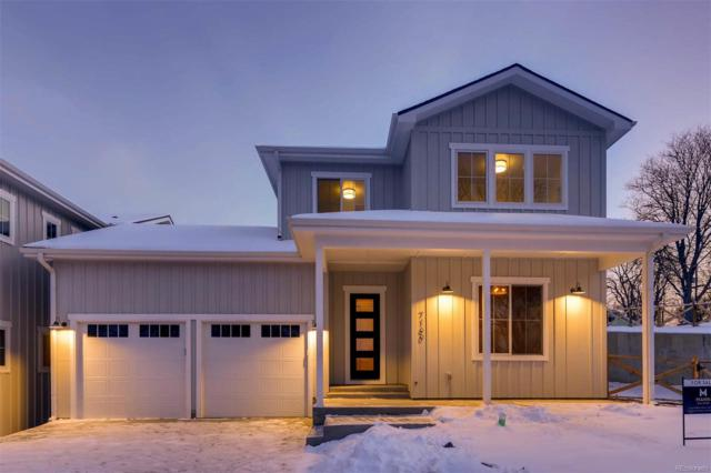 7160 W 32nd Place, Denver, CO 80033 (#9664628) :: HomeSmart Realty Group
