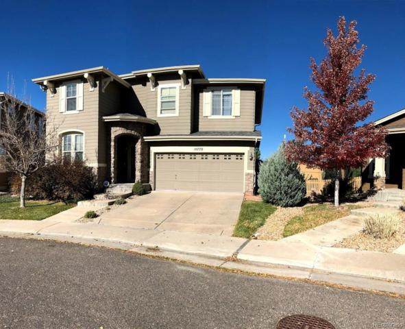 10772 Towerbridge Circle, Highlands Ranch, CO 80130 (#9664857) :: The Dixon Group