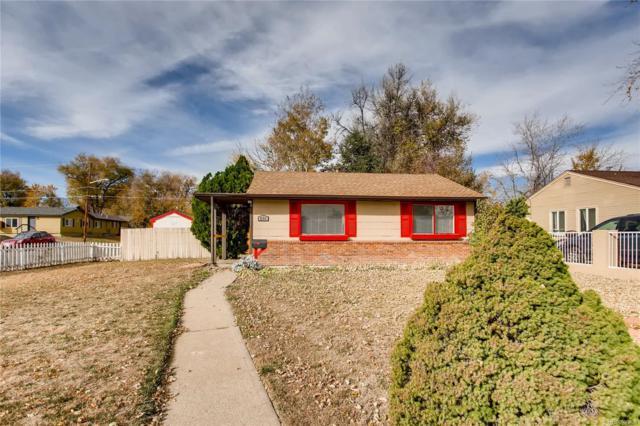 1151 Xanthia Street, Denver, CO 80220 (#9664954) :: House Hunters Colorado