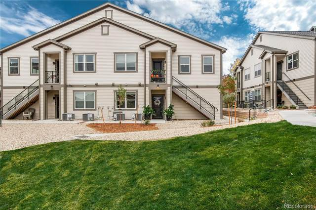 4500 Copeland Circle #101, Highlands Ranch, CO 80126 (#9665201) :: HergGroup Denver