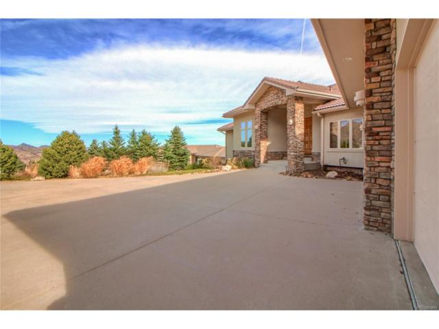 7418 Hawks Nest Trail, Littleton, CO 80125 (#9665339) :: The Sold By Simmons Team
