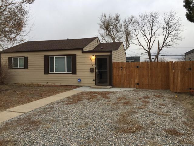 5020 Tejon Street, Denver, CO 80221 (#9666176) :: The Pete Cook Home Group