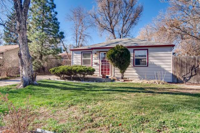 5515 Otis Court, Arvada, CO 80002 (#9666271) :: HomePopper