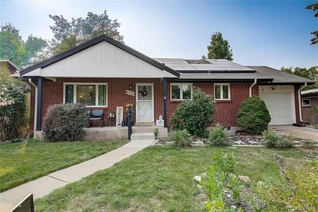 6521 S Cedar Street, Littleton, CO 80120 (MLS #9666311) :: 8z Real Estate