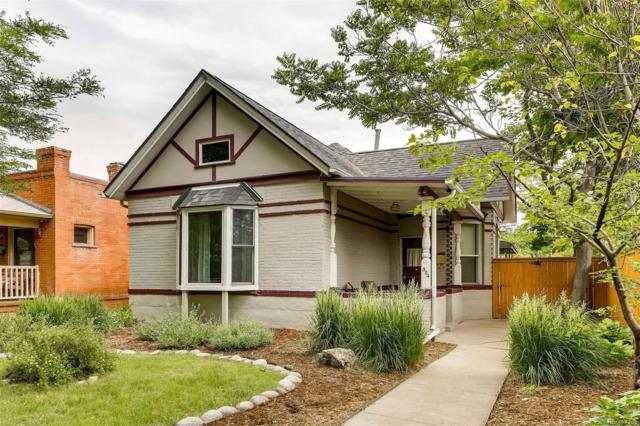 384 S Pennsylvania Street, Denver, CO 80209 (#9666405) :: Wisdom Real Estate
