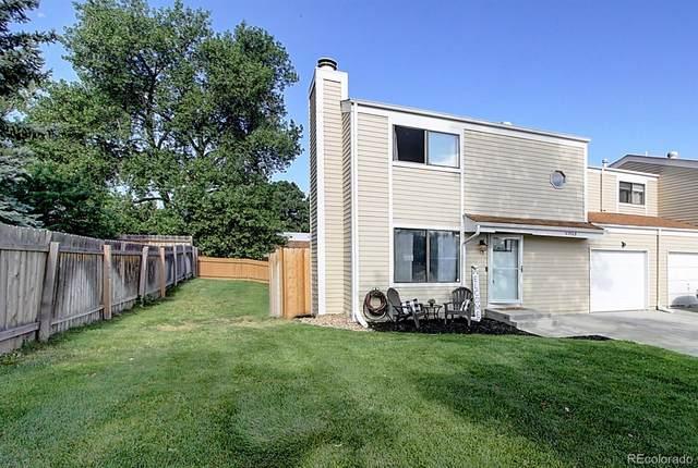 16396 E Rice Place B, Aurora, CO 80015 (#9666474) :: Venterra Real Estate LLC