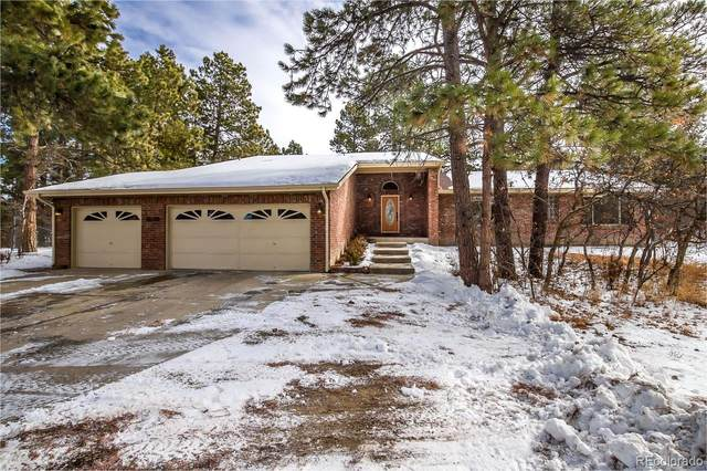 2110 Hawthorn Lane, Franktown, CO 80116 (#9666759) :: Wisdom Real Estate