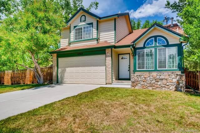 12969 W Berry Drive, Littleton, CO 80127 (#9666888) :: The Peak Properties Group