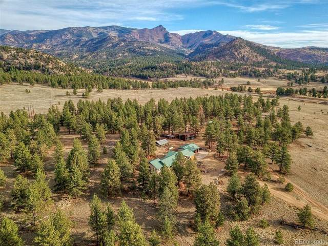 35341 County Road 77, Lake George, CO 80827 (MLS #9667053) :: Kittle Real Estate