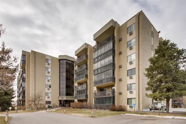14102 E Linvale Place #108, Aurora, CO 80014 (#9667221) :: The Dixon Group