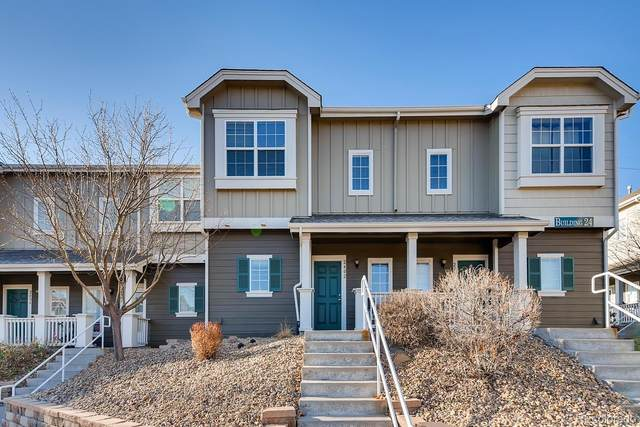 14700 E 104th Avenue #2402, Commerce City, CO 80022 (#9667397) :: The Peak Properties Group
