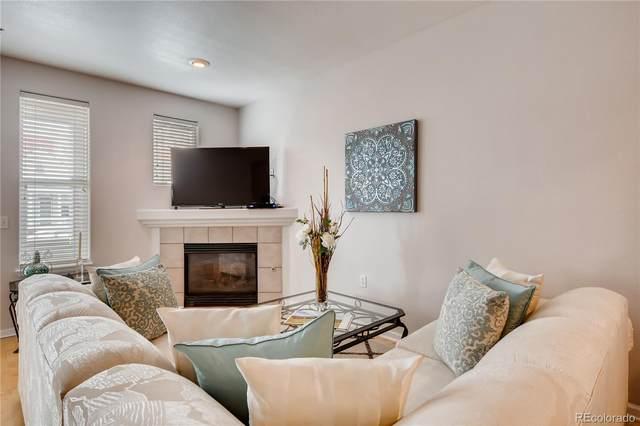 1747 Pearl Street #103, Denver, CO 80203 (MLS #9668560) :: Keller Williams Realty