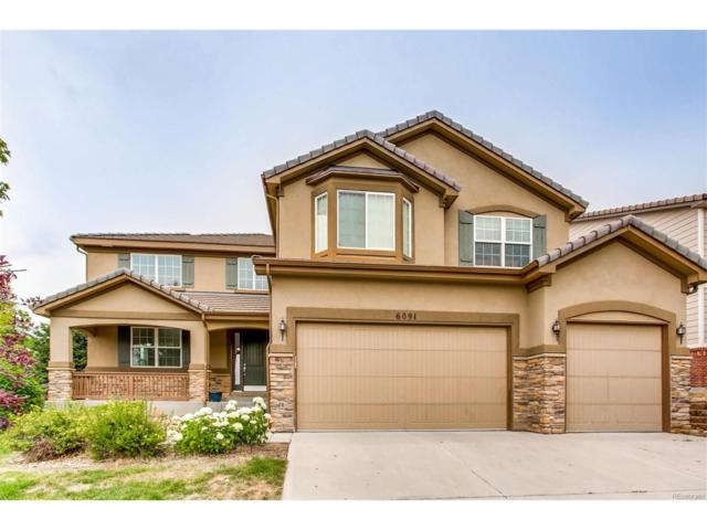 6091 S Oswego Street, Greenwood Village, CO 80111 (MLS #9669222) :: 8z Real Estate