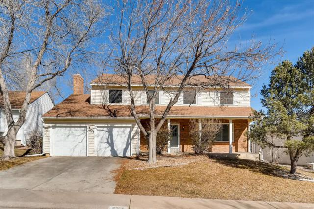 5357 E Costilla Drive, Centennial, CO 80122 (#9669282) :: The Heyl Group at Keller Williams