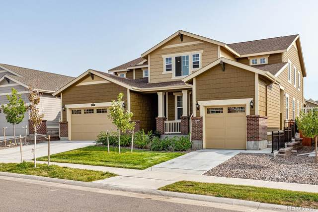 10509 Harrisburg Street, Parker, CO 80134 (#9669536) :: The Harling Team @ Homesmart Realty Group