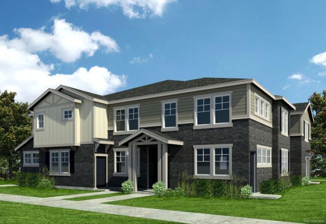 24757 E Calhoun Place A, Aurora, CO 80016 (#9669572) :: RE/MAX Professionals