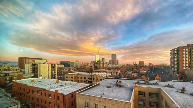 1045 N Pennsylvania Street #704, Denver, CO 80203 (#9669718) :: Portenga Properties - LIV Sotheby's International Realty
