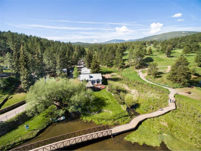 4689 S Blue Spruce Road, Evergreen, CO 80439 (MLS #9670792) :: 8z Real Estate