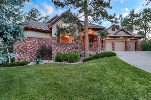 1325 Forest Trails Drive, Castle Pines, CO 80108 (#9671582) :: HomeSmart Realty Group