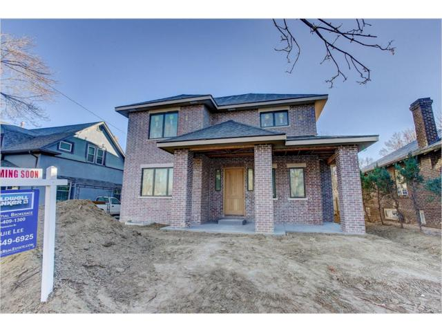 1144 S Gaylord Street, Denver, CO 80210 (#9672037) :: Thrive Real Estate Group