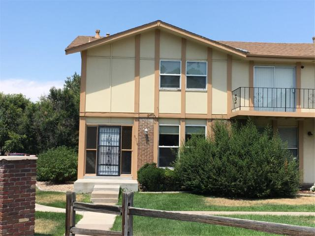 11716 E Canal Drive, Aurora, CO 80011 (MLS #9672167) :: 8z Real Estate