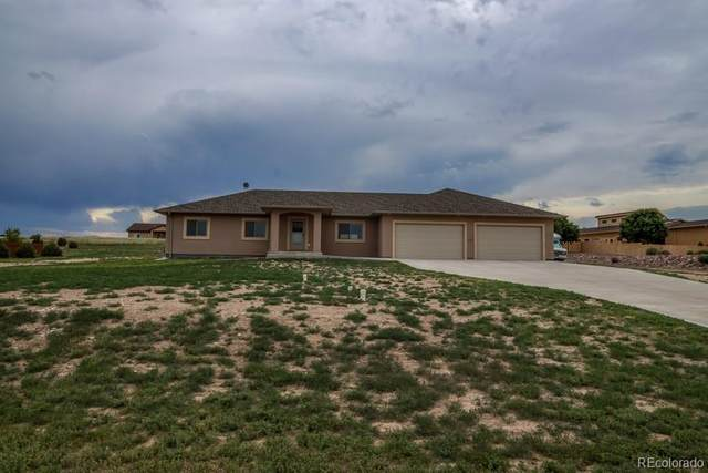 713 S Woodstock Drive, Pueblo West, CO 81007 (MLS #9672294) :: Wheelhouse Realty