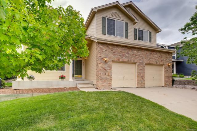8165 Briar Cliff Drive, Castle Pines, CO 80108 (#9673421) :: The Heyl Group at Keller Williams