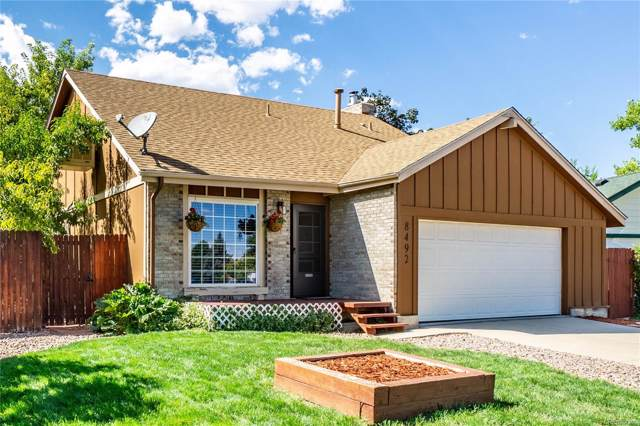 8492 W 79th Court, Arvada, CO 80005 (#9673474) :: The DeGrood Team