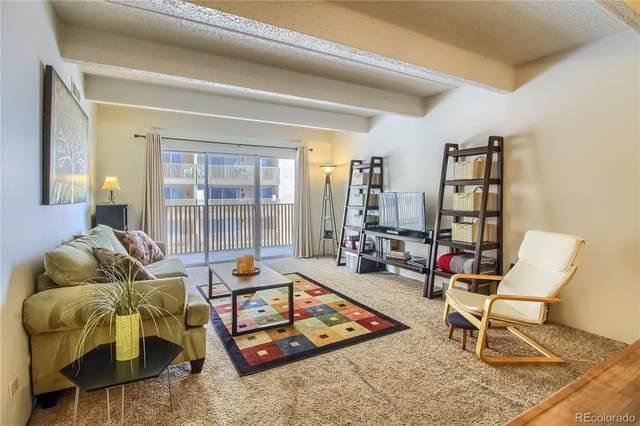 8060 E Girard Avenue #417, Denver, CO 80231 (#9673607) :: Finch & Gable Real Estate Co.