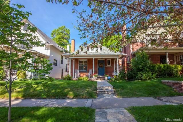 647 N High Street, Denver, CO 80218 (#9673713) :: HomeSmart Realty Group
