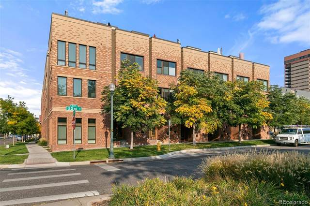 385 22nd Street #6, Denver, CO 80205 (#9673856) :: The Healey Group