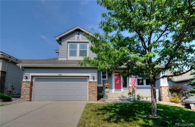 951 Bramblewood Drive, Castle Pines, CO 80108 (#9674544) :: Symbio Denver