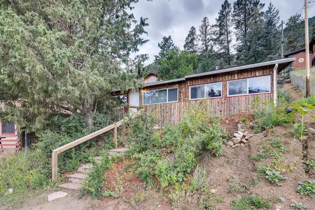 10565 Foster Avenue, Green Mountain Falls, CO 80819 (#9674906) :: The Harling Team @ Homesmart Realty Group