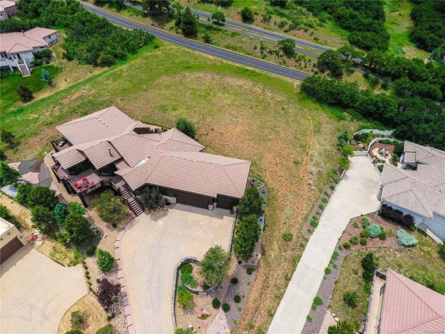 5821 Rain Dance Trail, Littleton, CO 80125 (MLS #9674930) :: 8z Real Estate