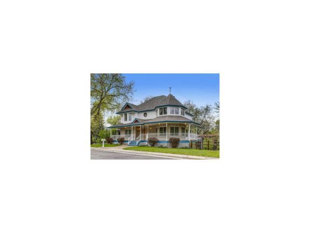 405 Garden Glen Court, Golden, CO 80403 (MLS #9675032) :: 8z Real Estate