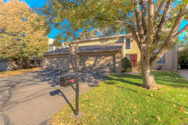 6403 S Sycamore Street, Littleton, CO 80120 (#9675143) :: Colorado Team Real Estate
