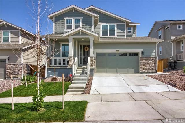 17101 E 95th Place, Commerce City, CO 80022 (#9675304) :: The DeGrood Team
