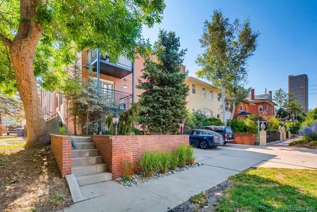 1330 Race Street #101, Denver, CO 80206 (MLS #9675870) :: 8z Real Estate