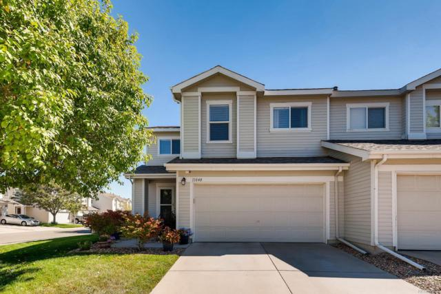 11040 York Street, Northglenn, CO 80233 (#9676313) :: The Peak Properties Group