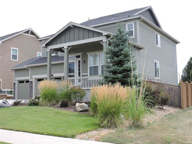15705 Savory Circle, Parker, CO 80134 (#9676473) :: The HomeSmiths Team - Keller Williams